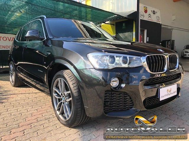 BMW X3 XDrive20d M sport, Aut 4x4,km 34000