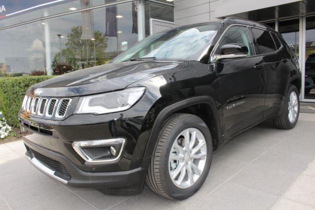 JEEP Compass Nero pastello