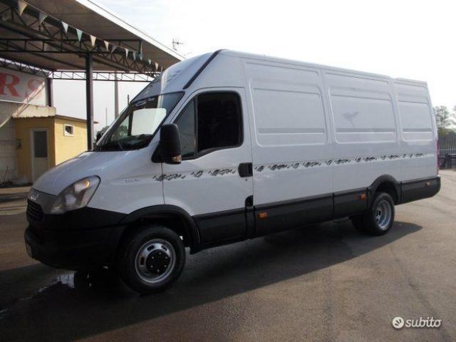 IVECO Daily Iveco daily 35c15 furgone passo lungo 2012