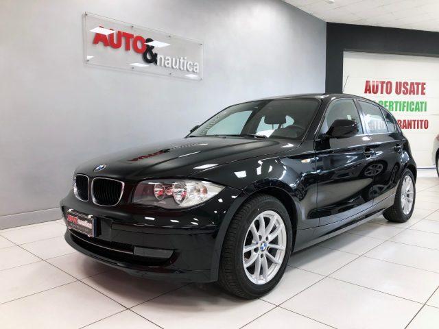 BMW 118 d 2.0 143CV cat 5 porte Attiva DPF