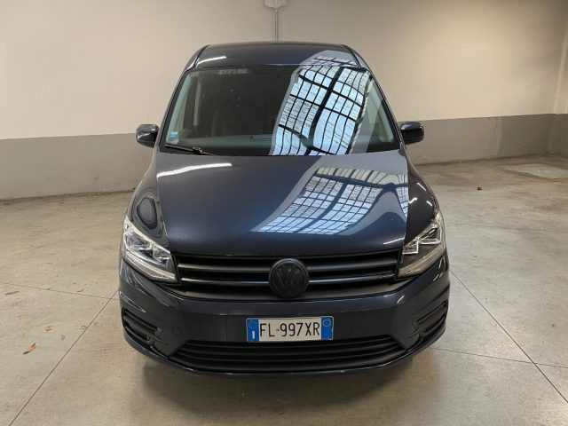 VOLKSWAGEN Caddy Blu metallizzato