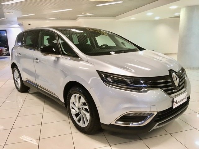 RENAULT Espace dCi 160CV EDC Energy Intens FULL OPTIONALS