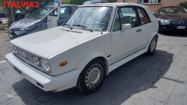 VOLKSWAGEN Golf Cabriolet 1800 GLI KARMANN