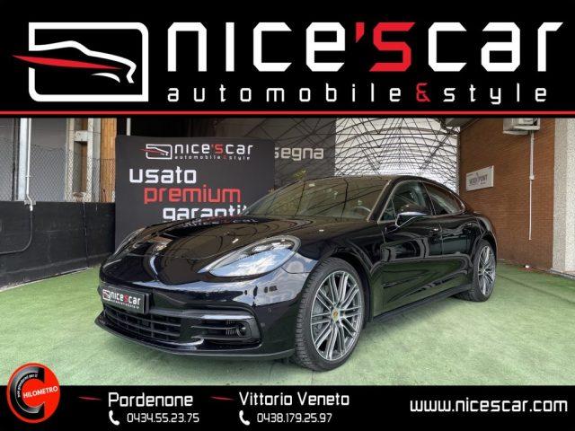 PORSCHE Panamera 4.0 4S Diesel *TETTO PANORAMICO*TELECAMERE 360°*