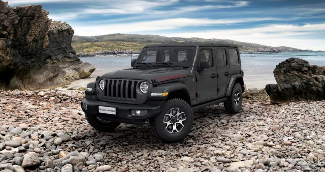 JEEP Wrangler 2.0 Turbo Rubicon