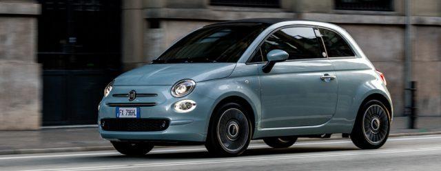 FIAT 500 1.0 Hybrid Cult ?138 NOLEGGIO LUNGO TERMINE