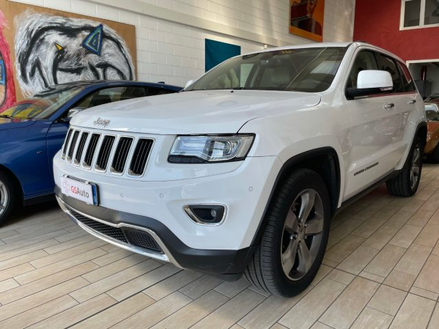 JEEP Grand Cherokee 3.0 V6 CRD 250 CV Limited