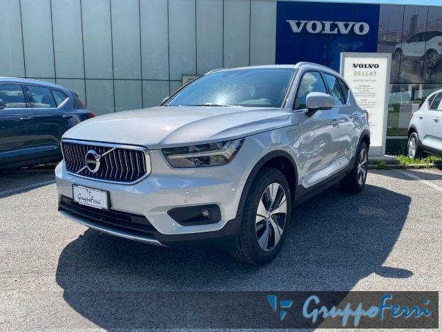 VOLVO XC40 T5 Recharge Inscription Expression