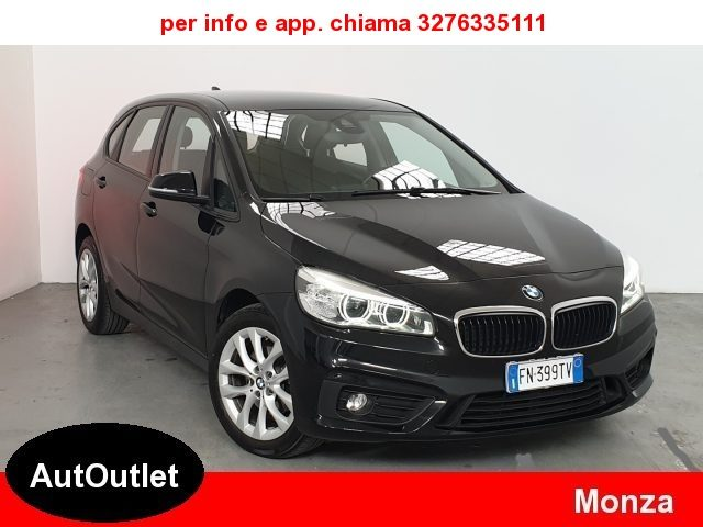 BMW 218 d Act. Tourer AUTOMATICA Business NAVI-XENON