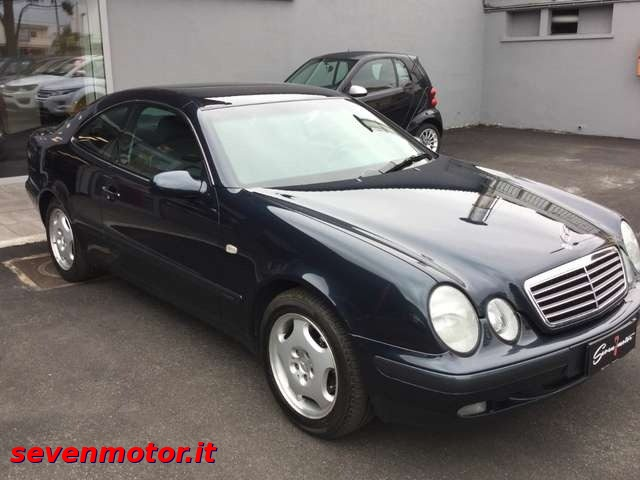 MERCEDES-BENZ CLK 200 Kompressor cat Elegance **UNICO PROPRIETARIO**