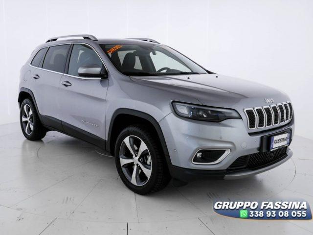 JEEP Cherokee 2.2 Mjt 4WD Limited AUT.