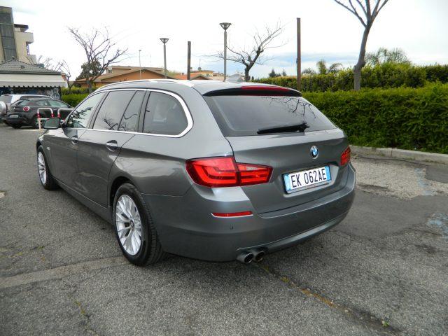 BMW 520 D FUTURA TOURING - TAGLIANDATA