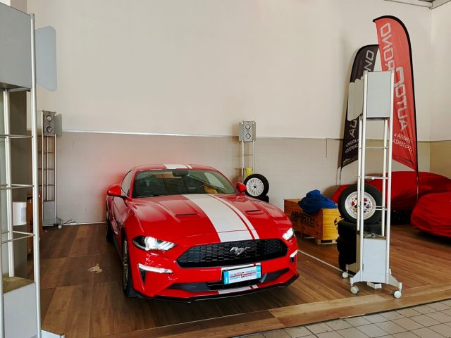 FORD Mustang Fastback 2.3 EcoBoost aut.