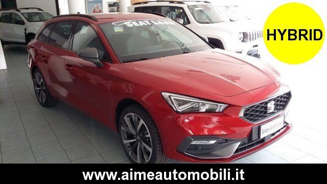 SEAT Leon Sportstourer 1.5 eTSI 150 CV DSG FR
