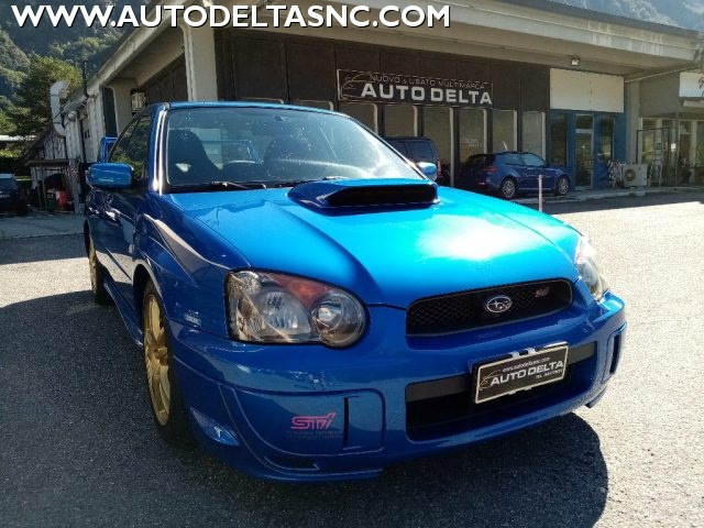 SUBARU Impreza 2.0 turbo 16V cat STi UNIPROPRIETARIO