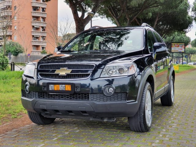 CHEVROLET Captiva Nero pastello