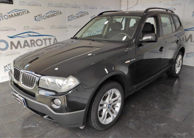 BMW X3 2.0d cat Attiva UNI-PROPRIETARIO TAGLIANDATO