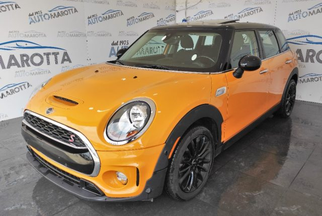 MINI Clubman 2.0 Cooper SD Automatica TETTO APRIBILE