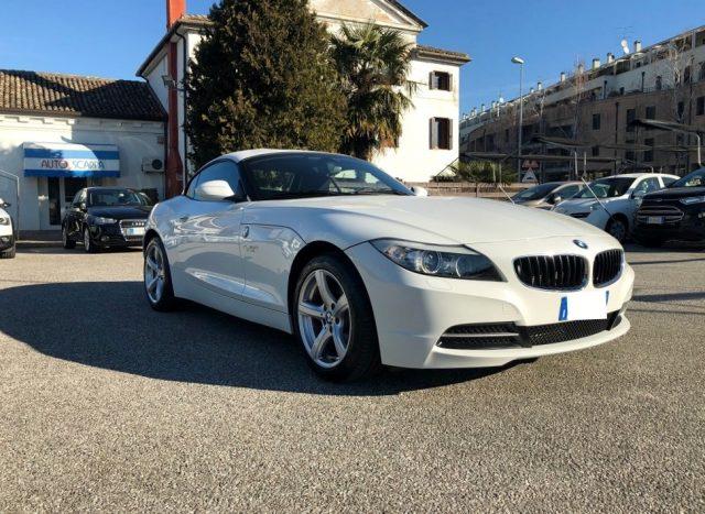 BMW Z4 sDrive20i   CABRIOLET KM. CERTIFICATI
