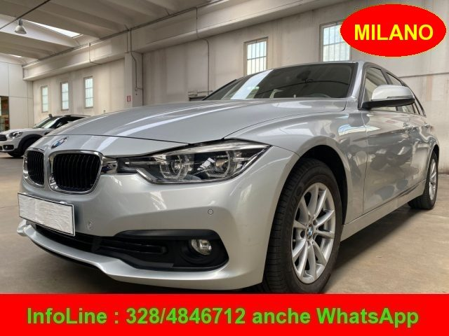 BMW 316 d Touring Business Advantage aut.