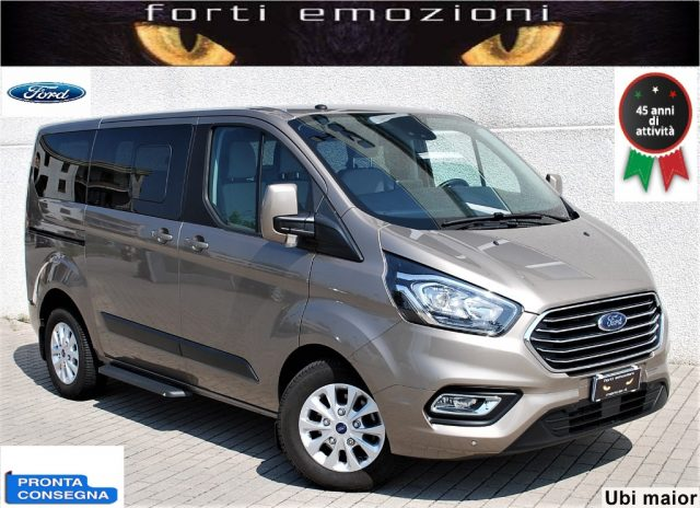 FORD Tourneo Custom 310 2.0 TDCi 130CV aut. LIMITED EDITION
