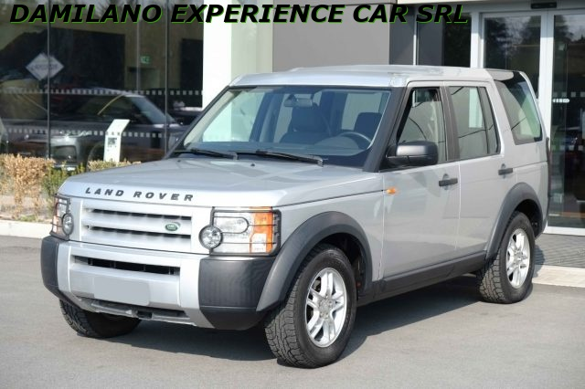 LAND ROVER Discovery 3 2.7 TDV6 S
