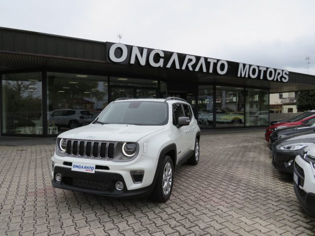 JEEP Renegade 1.6 Mjt DDCT 120 CV Limited #LED #NAVI 8.4 quot; #18 quot;