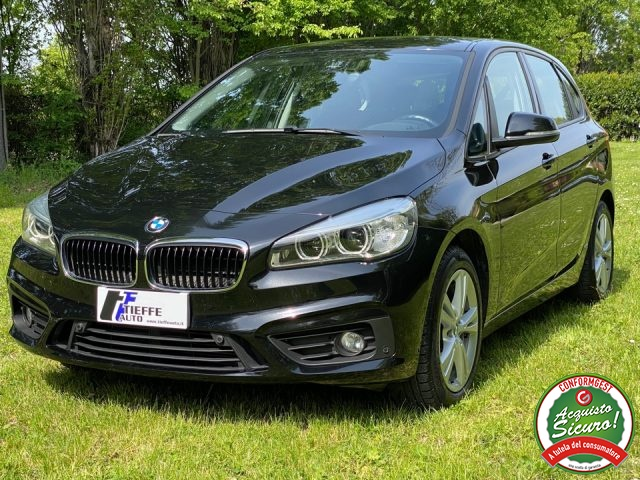 BMW 220 Antracite pastello