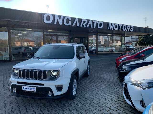 JEEP Renegade 1.6 Mjt 120 CV Limited #LED #NAVI 8.4 quot; #Function
