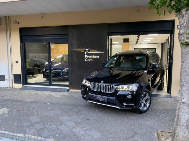 BMW X3 xDrive20d xLine Tetto NaviPro Pelle Port.Elettr.
