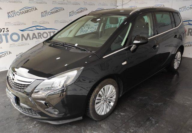 OPEL Zafira Tourer 1.6 CDTi 136CV Retrocamera Cosmo Tagliandi Opel