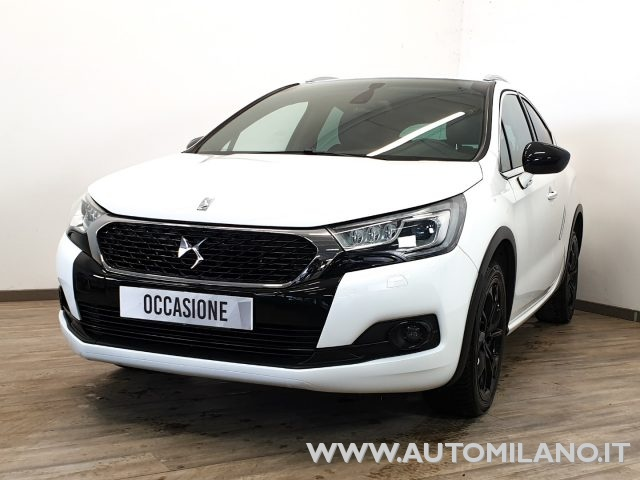 DS AUTOMOBILES DS 4 Crossback BlueHDi 120 S amp;S Sport Chic