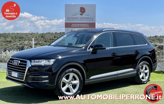 AUDI Q7 3.0 TDI Full Opt.(Tetto/DVD post./VirtualCockpit)