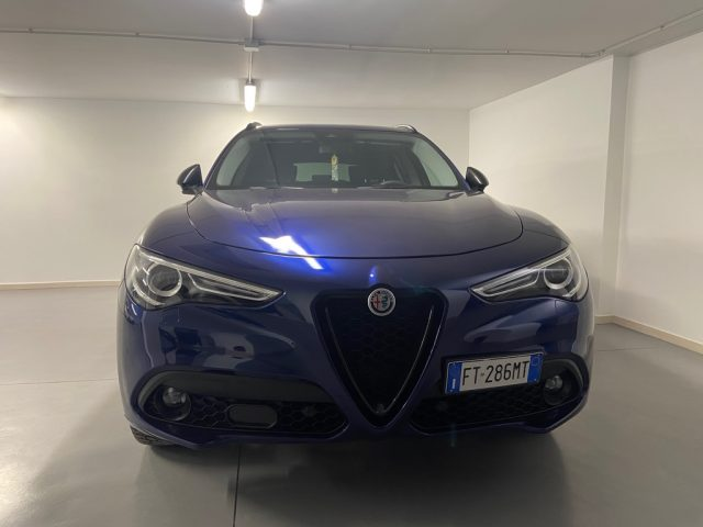 ALFA ROMEO Stelvio 2.2 Turbodiesel 210 CV AT8 Q4 B-Tech