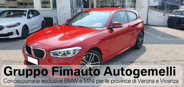 BMW 125 d Msport 3 porte Aut.