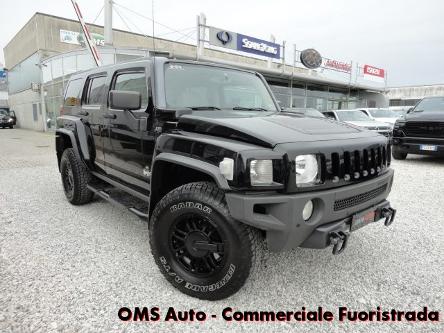 HUMMER H3 3.7 aut. Luxury Gancio Traino