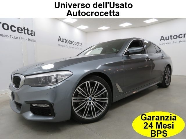 BMW 520 d Msport