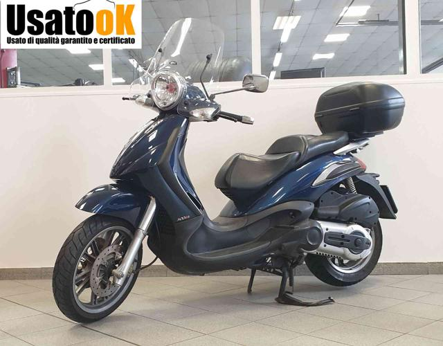 MOTOS-BIKES Piaggio Beverly 500