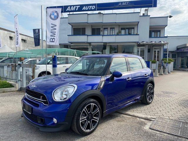 MINI Countryman SD AUTOM. 2.0 JCW 18'' NAVI TOUCH ANDROID APPLE