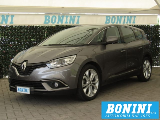 RENAULT Grand Scénic Blue dCi 120 CV Sport Edition