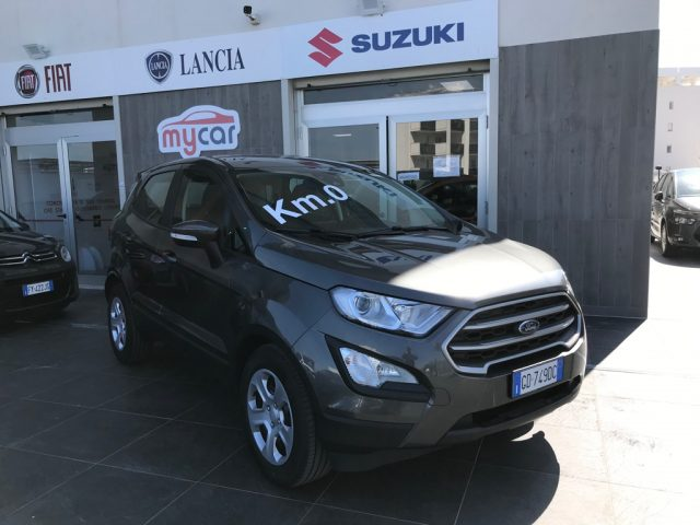 FORD EcoSport 1.5 Ecoblue 95 CV Start amp;Stop Connect