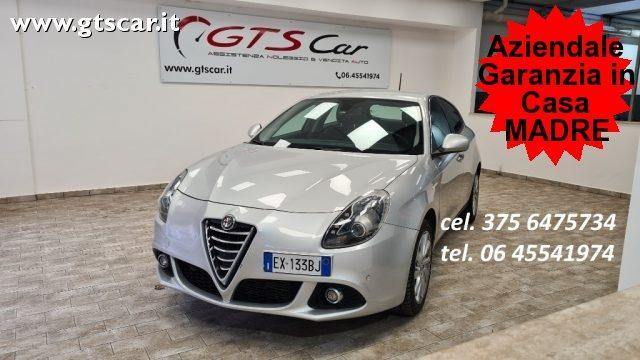 ALFA ROMEO Giulietta 2.0 JTDM 175CV DISTINCTIVE Automatica. Business