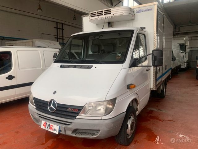 MERCEDES-BENZ Sprinter 411 frigo