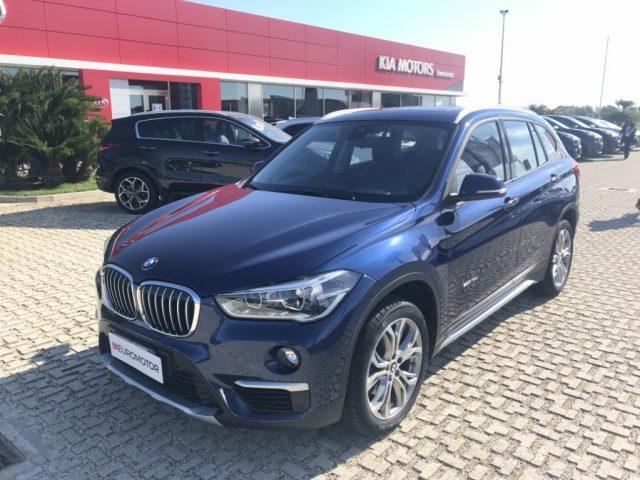 BMW X1 2.0 sDrive18d xLine F48 Tetto