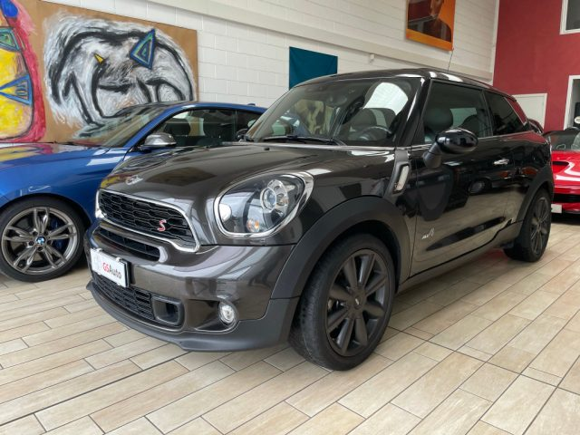 MINI Paceman Mini Cooper SD Paceman ALL4