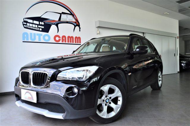 BMW X1 xDrive18d UNICOPROPRIETARIO GARANTITA EURO 5