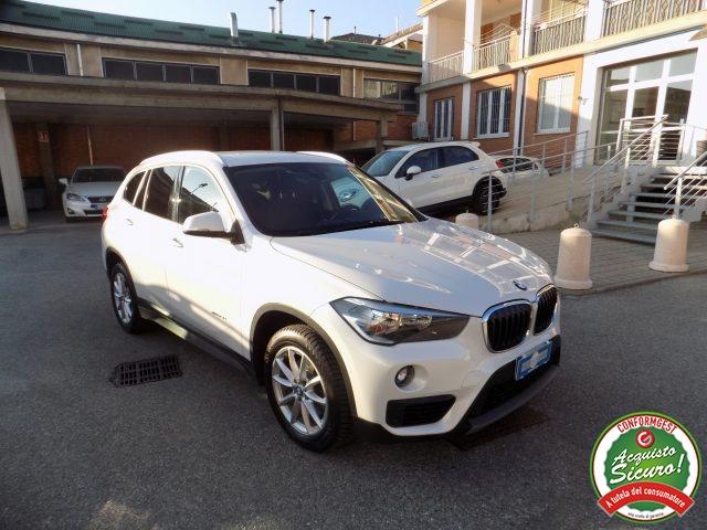 BMW X1 xDrive18d IN OTTIME CONDIZIONI GENERALI !!