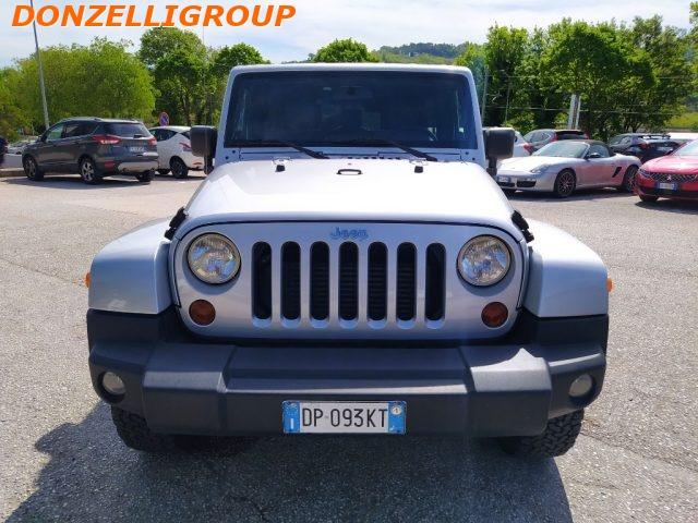 JEEP Wrangler Unlimited 2.8 CRD Sahara Auto
