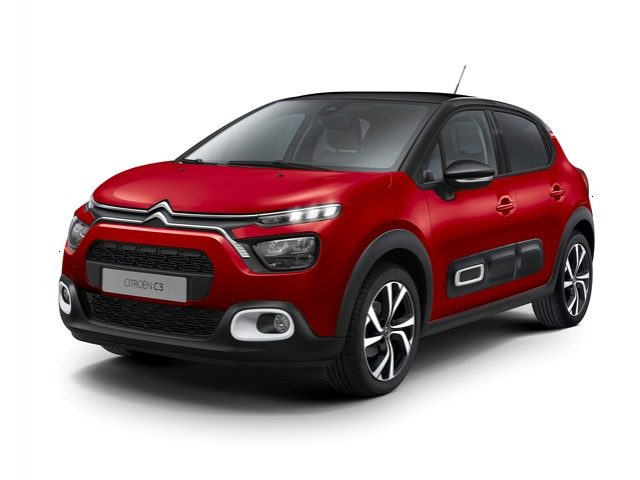 CITROEN C3 BlueHDi 100 S amp;S Feel