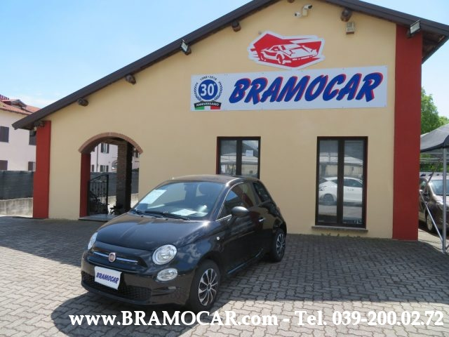 FIAT 500 1.2 POP 69cv - NERA MET. - Solo KM 10.343 - NEOPAT